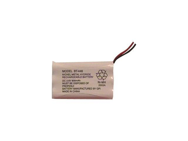 Uniden BBTY0504001 Battery Pack BT446, BT1005, BT504 also Fits WHAM