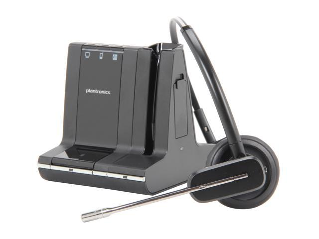 Plantronics Savi W745 Multi Device Wireless Headset System (86507-01)
