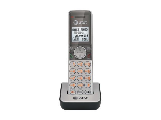 AT&T ATTCL80101 1.9 GHz DECT 6.0 Accessory Phone Handset for The 800 Series