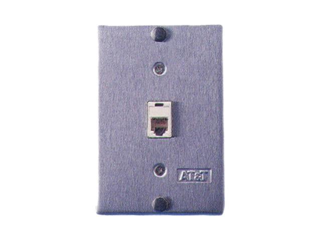 AT&T 24272 Telephone Wall Jack