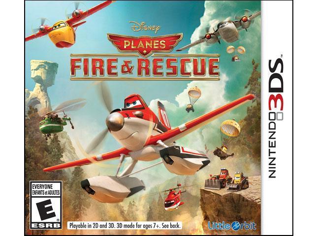 Planes 2 Fire & Rescue Nintendo 3DS