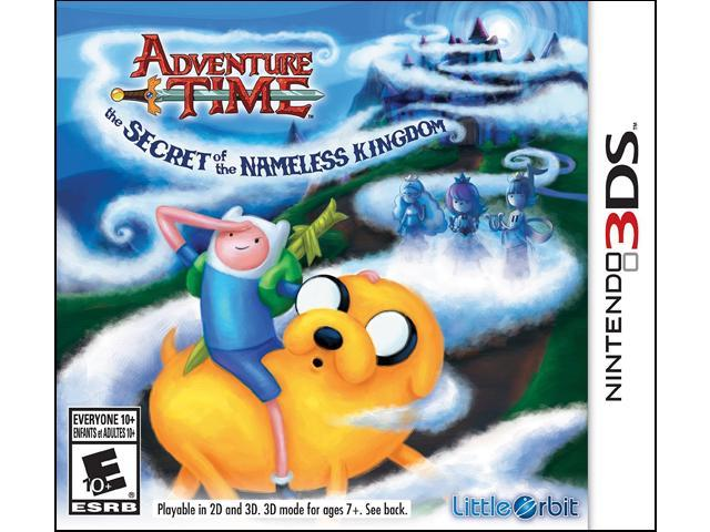 Adventure Time: The Secret of the Nameless Kingdom Nintendo 3DS