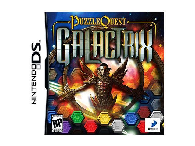 Puzzle Quest: Galactrix Nintendo DS Game