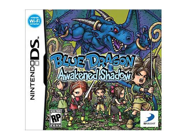 Blue Dragon: Awakened Shadow Nintendo DS Game