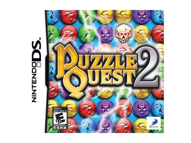 Puzzle Quest 2 Nintendo DS Game