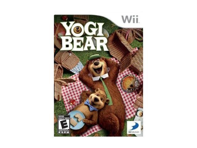 Yogi Bear: The Video Game Wii Game