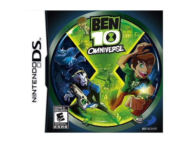 Ben 10: Omniverse Game