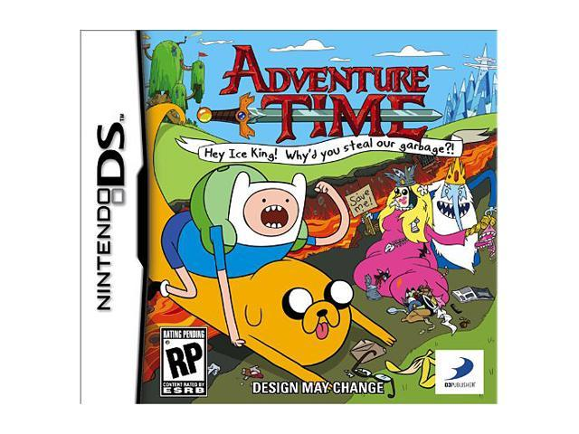 Adventure Tim: Hey Ice King Nintendo DS Game