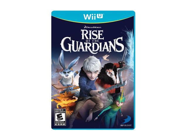 Rise of the Guardians: The Video Games Wii U Games