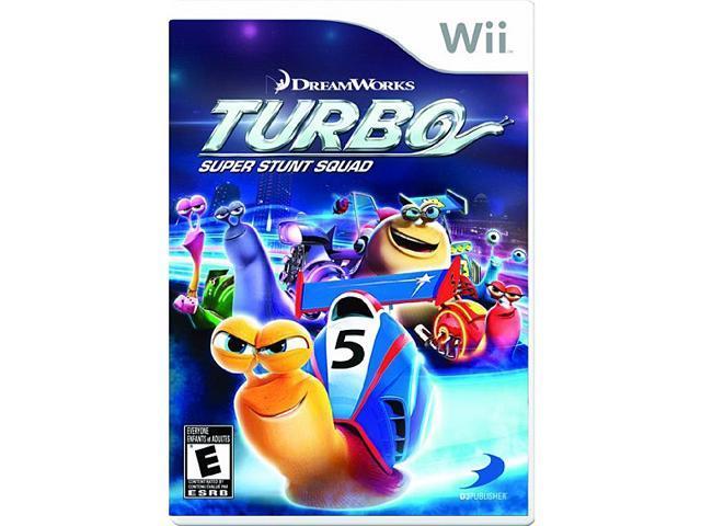 Turbo: Super Stunt Squad Wii Game