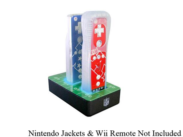 Mad Catz NFL Dual Charger Plus for Wii