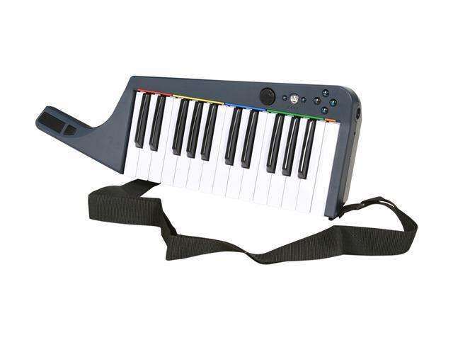 Mad Catz Rock Band 3 Wireless Keyboard For Wii