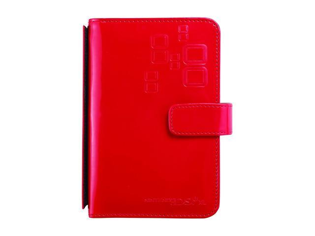 Mad Catz Fold-N-Hold PlayCase for Nintendo DSi XL - Red