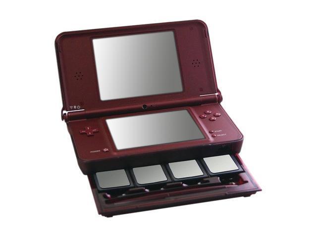 Mad Catz ArmorStore Case for Nintendo DSi XL - Wine Red