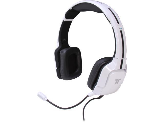TRITTON Kunai Stereo Headset for Wii U and Dsi, by Mad Catz - White