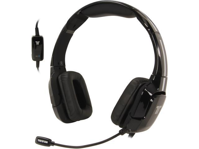 TRITTON Kunai Stereo Headset for Wii U and Nintendo 3DS - Black