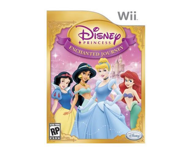 Disney Princess: Enchanted Journey Wii Game
