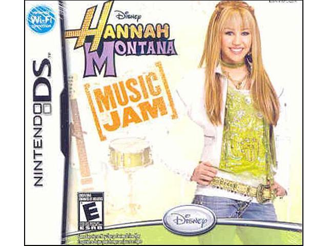 Hannah Montana: Music Jam Nintendo DS Game