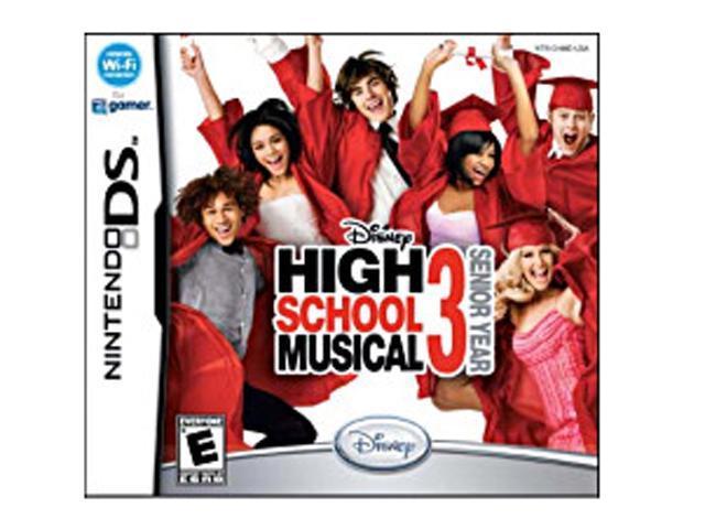 Disney High School Musical 3: Senior Year for Nintendo DS