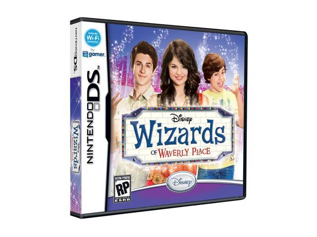 Wizards of Waverly Place Nintendo DS Game Disney