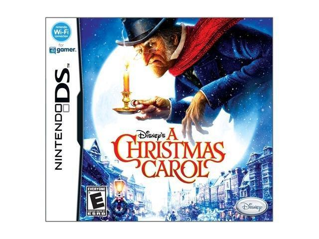 Disney's A Christmas Carol Nintendo DS Game
