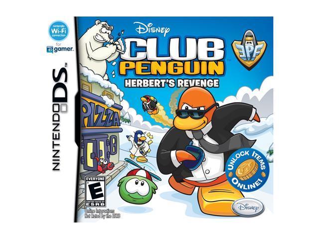 Club Penguin: Herbert's Revenge for Nintendo DS