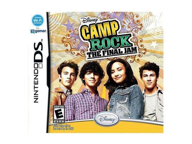 Camp Rock 2: The Final Jam for Nintendo DS