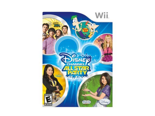 Disney Channel All Star Party for Nintendo Wii
