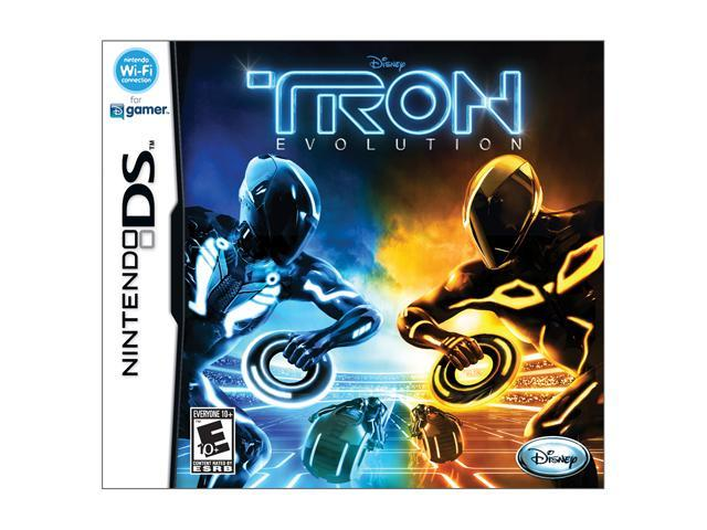 Tron: Evolution Nintendo DS Game