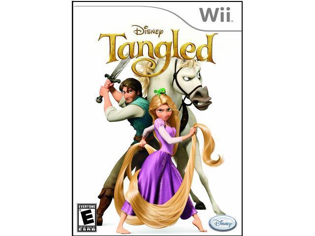Disney's Tangled Wii Game