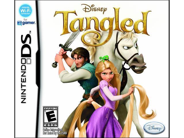 Disney's Tangled Nintendo DS Game