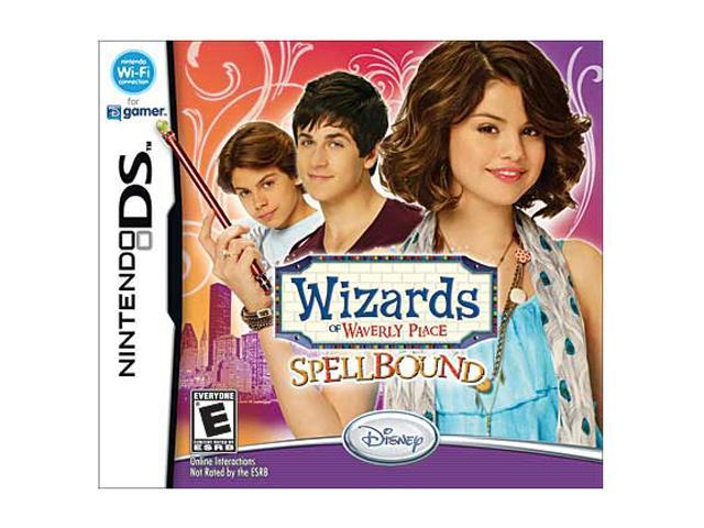 Wizards of Waverly Place: Spellbound Nintendo DS Game