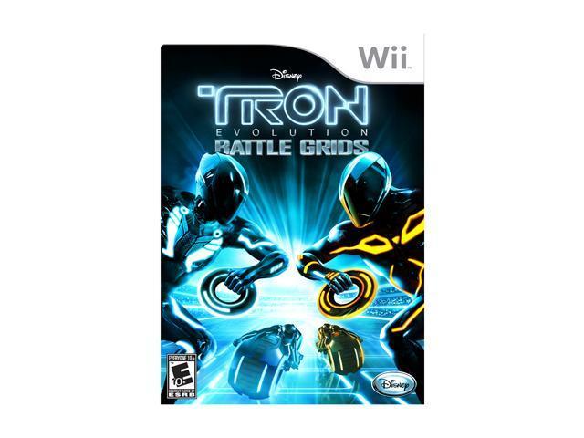 Tron: Evolution - Battle Grids Wii Game