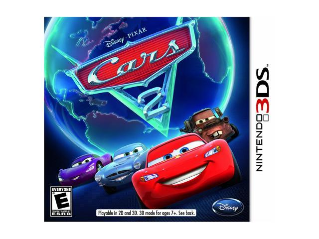 Cars 2 Nintendo 3DS