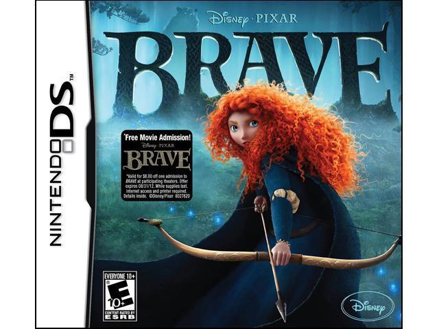 Brave Nintendo DS GameDisney