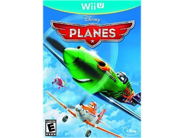 Planes Wii U Game