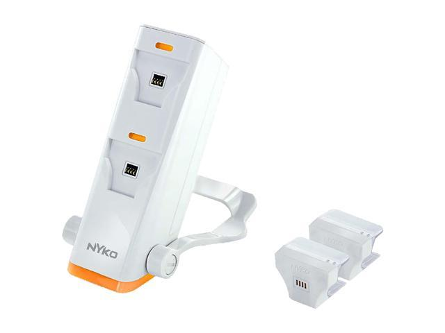 Nyko Wii U Charge Base Pro Dual Port Magnetic Charger