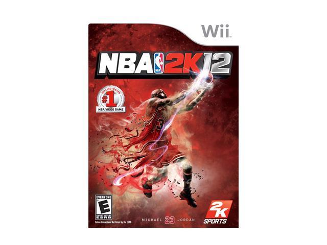 NBA 2k12 Wii Game