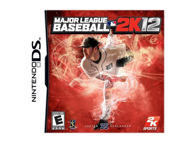 Major League Baseball 2k12 Nintendo DS Game