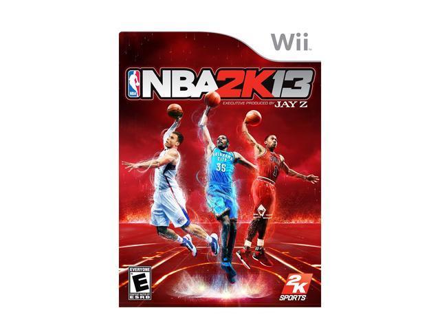 NBA 2K13 Wii Game