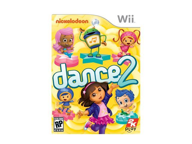 Nickelodeon Dance 2 Wii Game