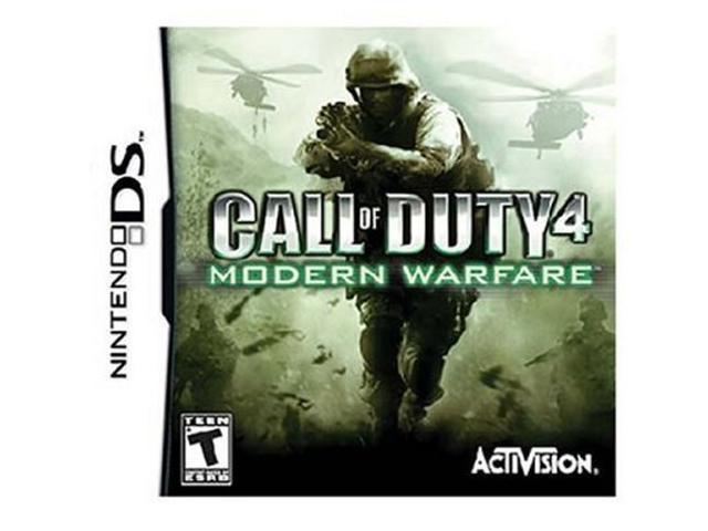 Call of Duty 4: Modern Warfare Nintendo DS Game