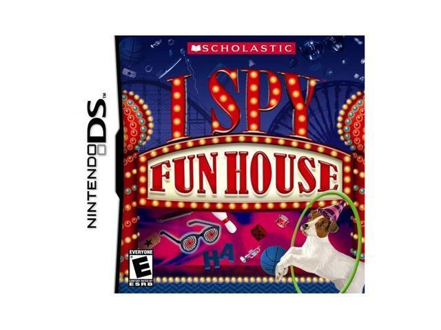 I Spy Funhouse for Nintendo DS
