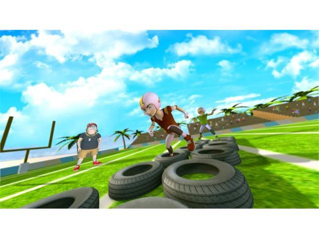 Big League Sports: Summer Sports Wii Game Activision