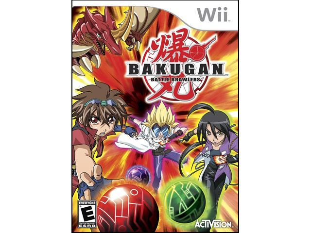 Bakugan Wii Game
