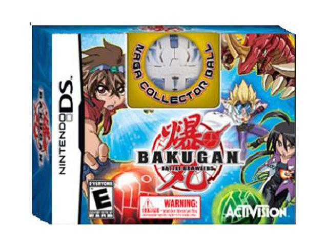Bakugan Collector's Edition Nintendo DS Game