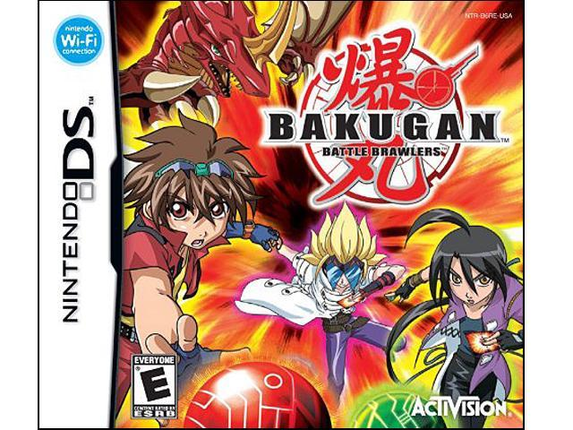 Bakugan: Battle Brawlers for Nintendo DS
