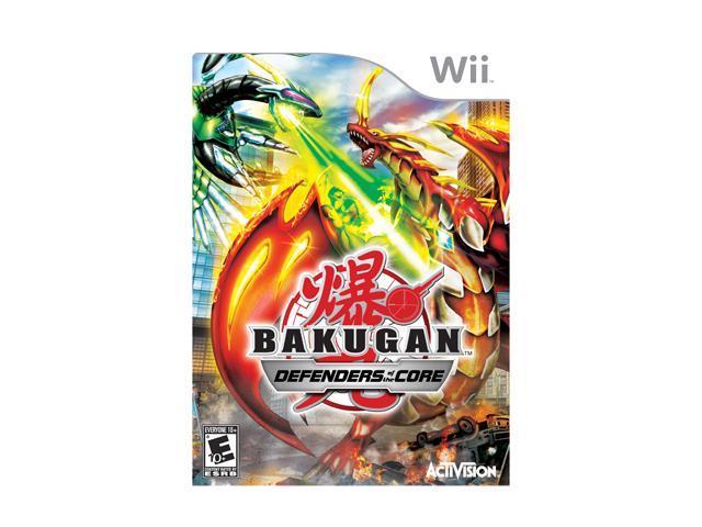 Bakugan 2: Defenders of the Core Wii Game