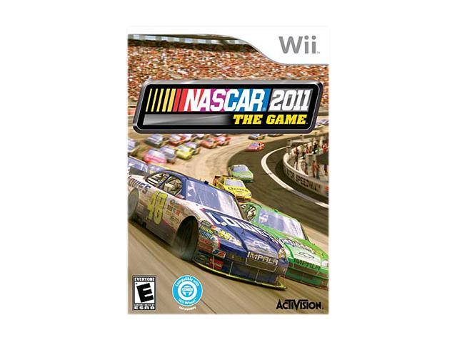 NASCAR The Game 2011 Wii Game