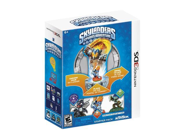 Skylanders Spyro's Adventure Pack Nintendo 3DS Game